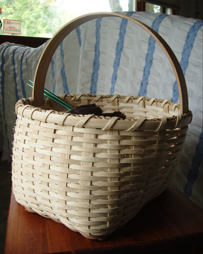my first basket!