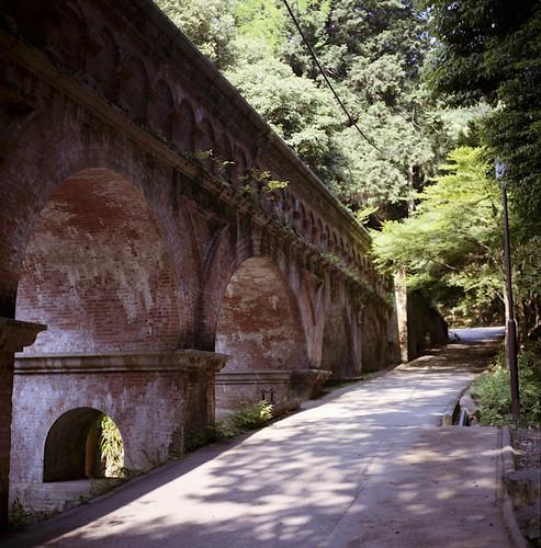 水路閣 : 南禅寺