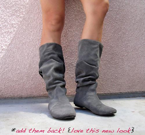 boots heels rachelbilson shoehack
