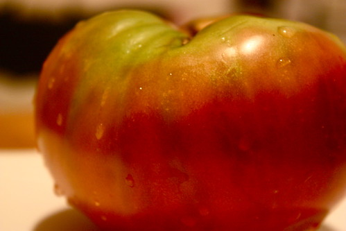 heirloom tomatos are too expensive.