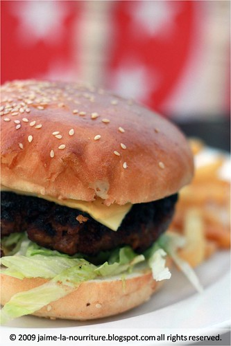 Santa Fe - Beef Burger