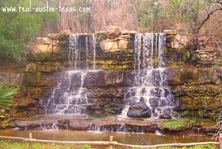 Austin Texas Attractions - Zilker Botanical Gardens