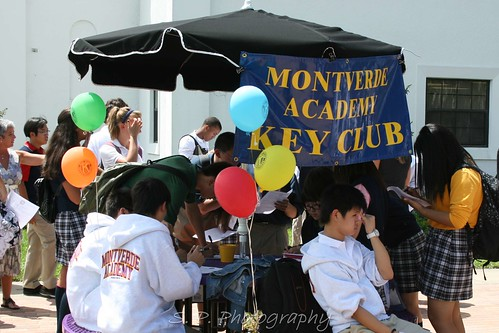 Upper School Club Day