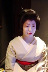 Ichimame of Pontocho (Explored) (Rekishi no Tabi) Tags: kyoto geiko geisha pontocho flickrexplore explored ichimame pontochohanamachihanamachi