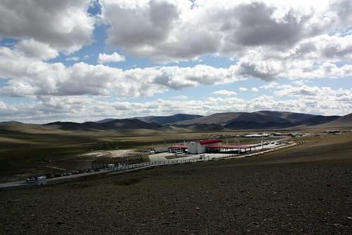 Mongolian Border Complex