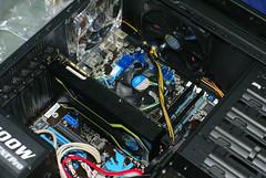 Intel Core i5 + Asus P7P55D