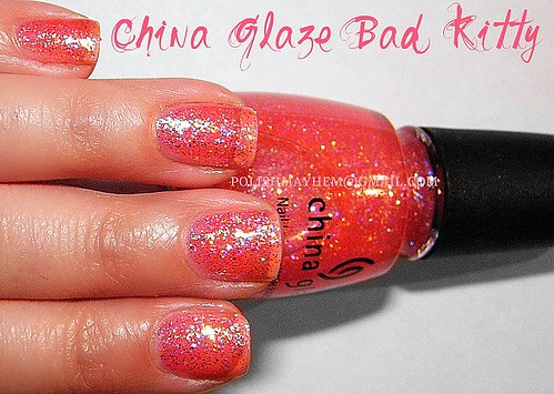 China Glaze Bad Kitty