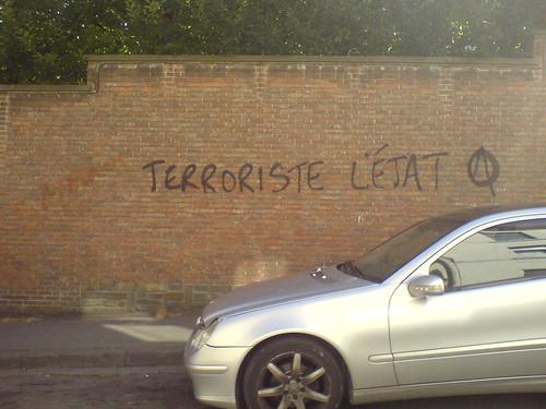 terroriste l'etat