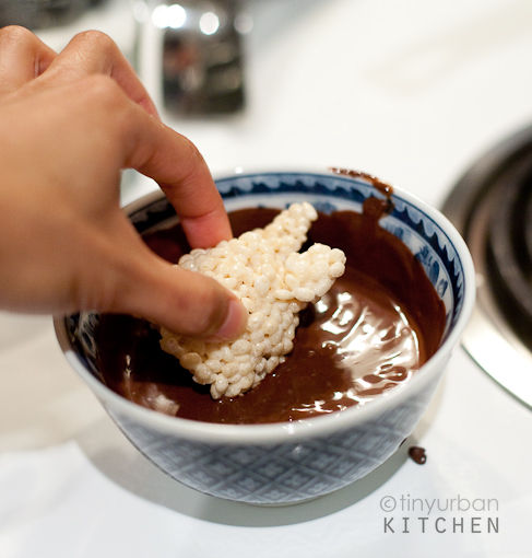 Totoro Rice Crispies