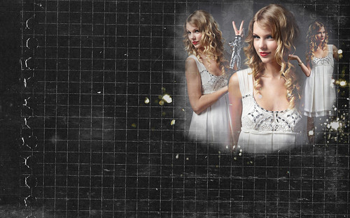 Taylor Swift Wallpaper by _boxofthememories - 2010 the year of no fear ♥