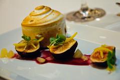 baked alaska @ daniel boulud brasserie, las vegas