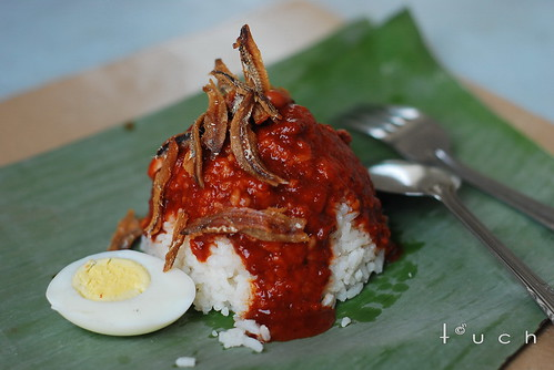 The Killing - Nasi Lemak (prepared freshly)