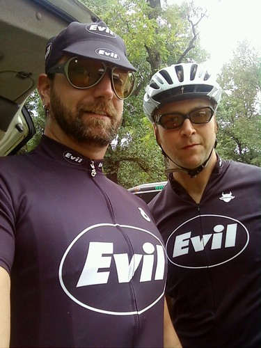 Evil @ the KC Cup MTB race