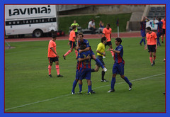 "Gava 1 Barcelona B 3 <a style=""margin-left:10px; font-size:0.8em;"" href=""http://www.flickr.com/photos/23459935@N06/3938273810/"" target=""_blank"">@flickr</a>"