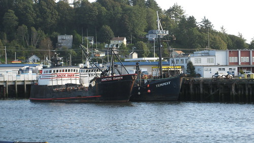 F/V Arctic Dawn and the F/V Tempest