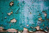 (ion-bogdan dumitrescu) Tags: old blue wall vintage concrete peeling paint decay crack cracked bitzi ibdp img1854mod findgetty ibdpro wwwibdpro ionbogdandumitrescuphotography