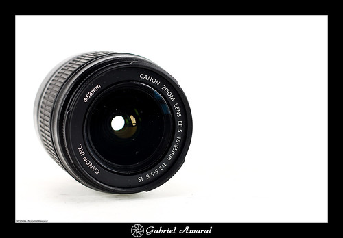 Canon EF-S 18-55mm IS ƒ/3.5-5.6
