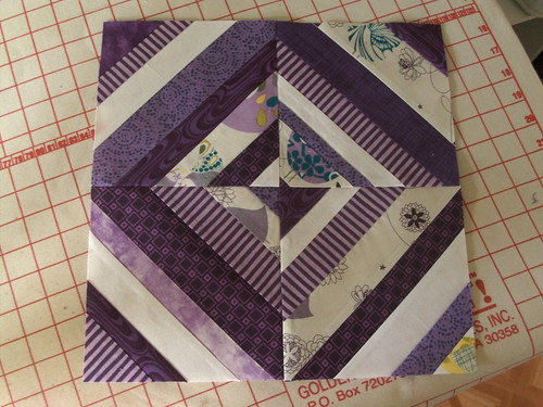 Block For AnnaWillett: A Piece Of Work B