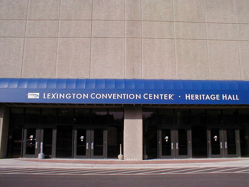 lexctr3Lexington, Convention Center Awning