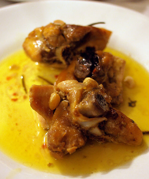Alfredo & Ada's Rome: Braised Chicken