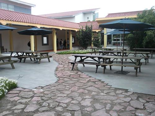 SAS Pudong courtyard (by Micah Sittig)