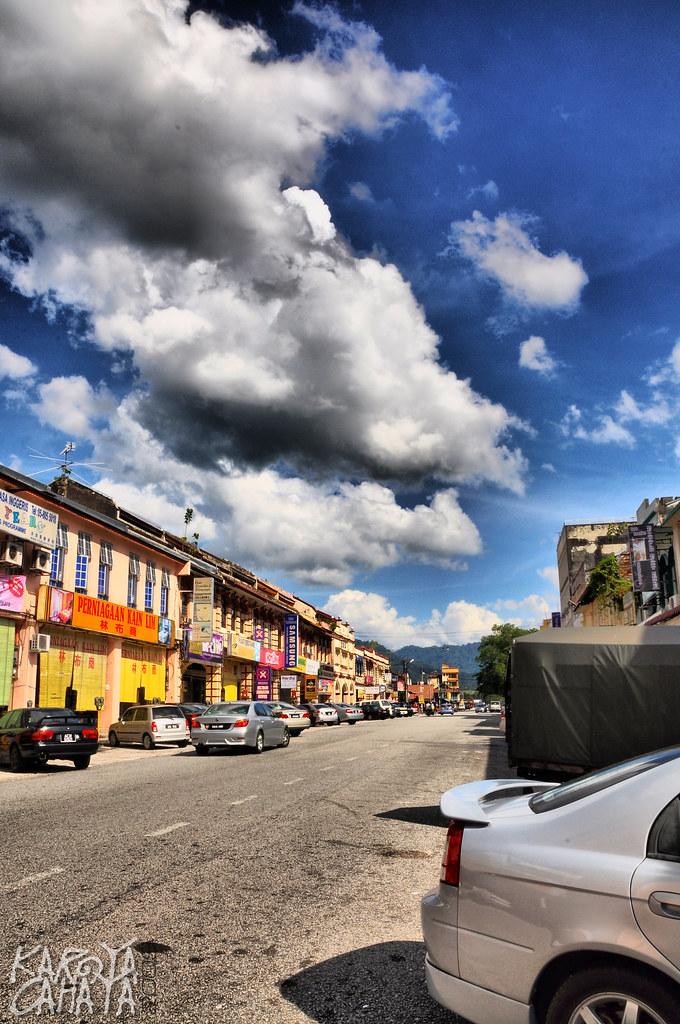 Taiping: Berkat view