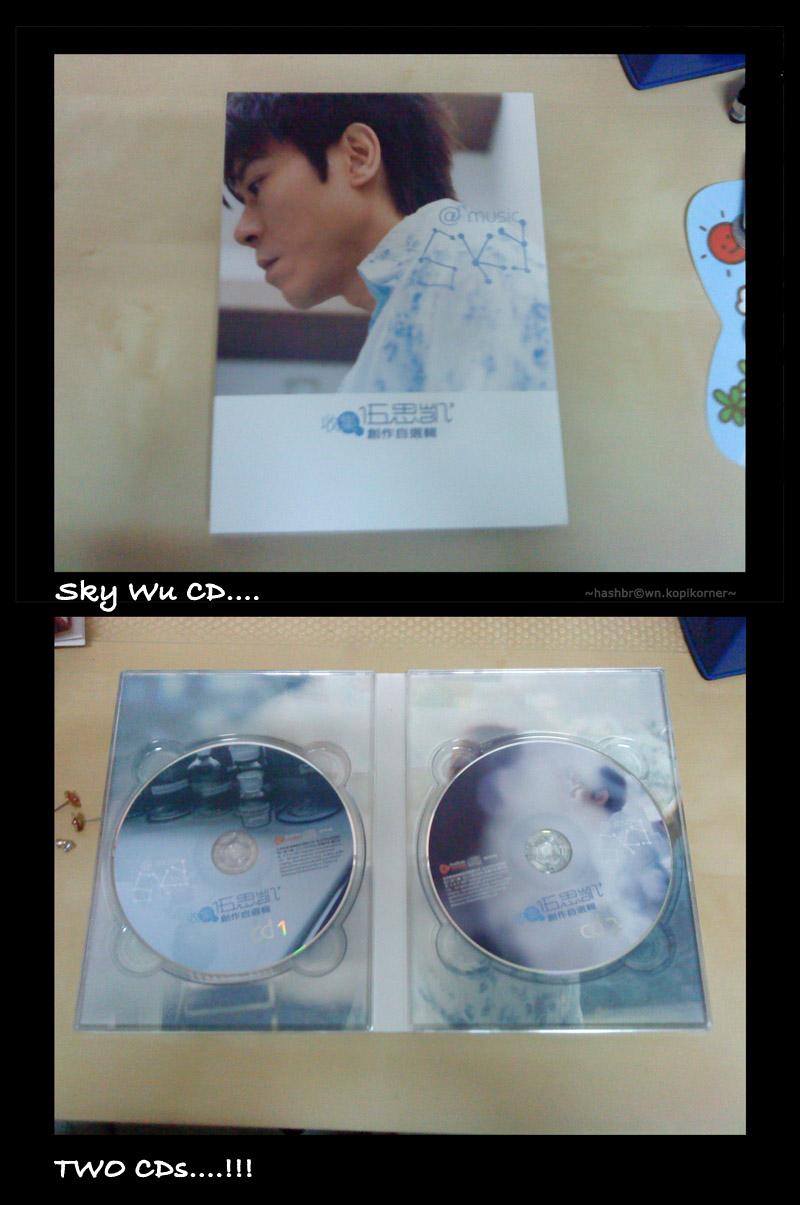Sky Wu CD