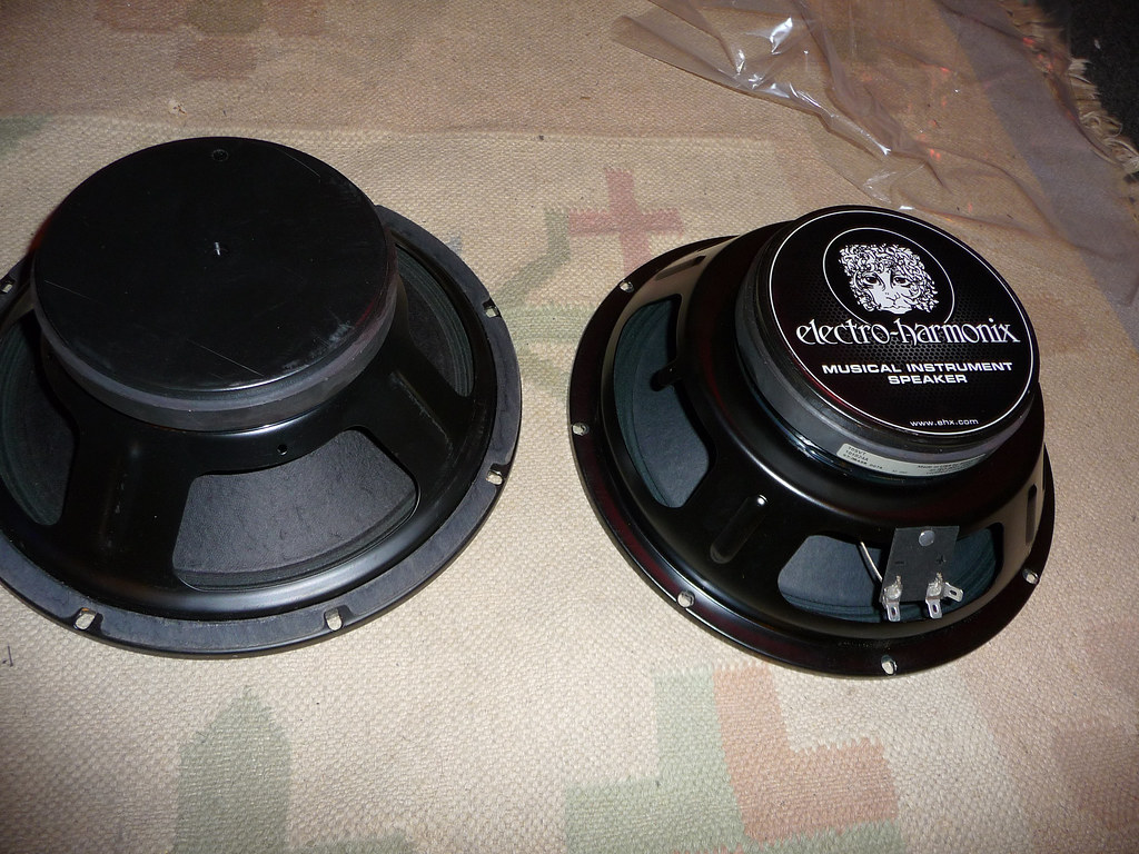 Ampeg 10 replacement speaker