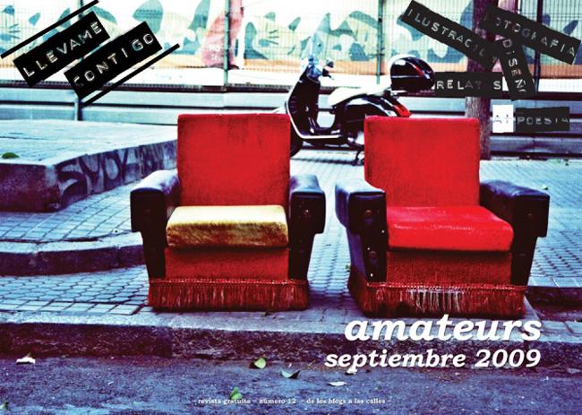 amateurs zine (septiembre)