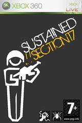 Sustained .//section17 cover (2) (Theeries) Tags: 3 jason photoshop xbox 360 playstaion ps3 heorn sustained