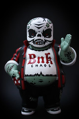 El Panda Custom by BNK (thrashy) Tags: toy toys panda custom muttpop bunka toyz bnk elpanda