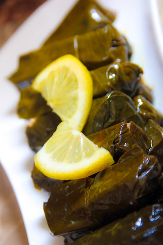 Grape Leaves (Stuffed)   ورق العنب