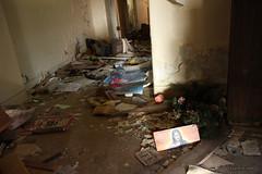 Abandoned housing project (-AX-) Tags: usa abandoned mi ruins unitedstates michigan urbandecay detroit ruines housingestate abandonn