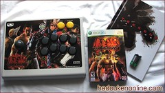 Tekken 6 Limited Edition Bundle for Xbox 360