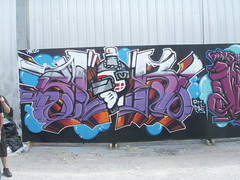 SLOR (Mr. Chemist) Tags: graffiti slor cloggedcaps6