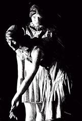 still standing (ParadEyes) Tags: light shadow art girl dark sketch illustrations ظلام رسم