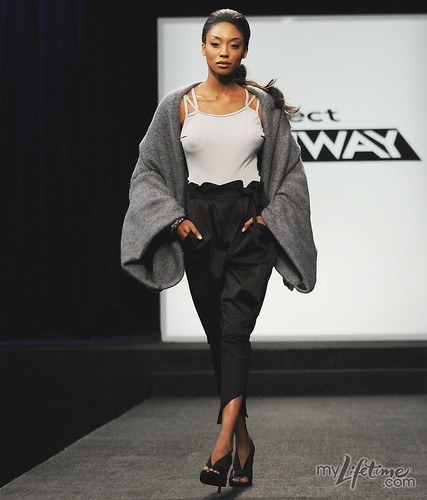 Inspiration (Althea's look from Project Runway)
