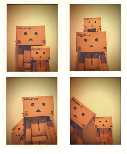 Danbo Booth by excomedia.