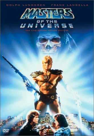 Cartel de Masters del Universo