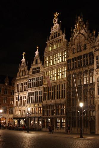 Grote Markt. Antwerp.