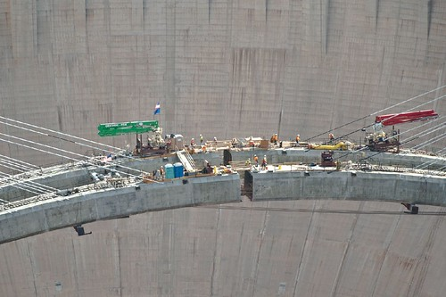 Hoover Dam Bypass sections