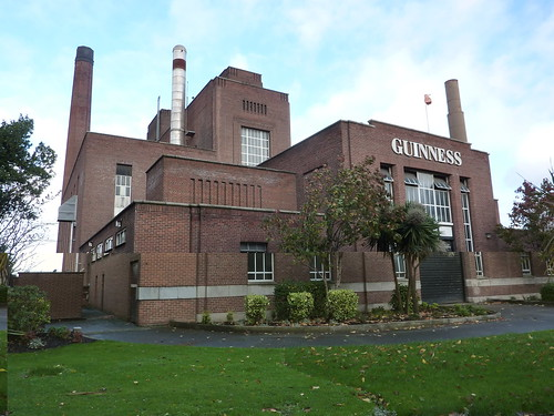 Guinness Buildings