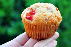 STRAWBERRY HILLS BANANA MUFFINS FOREVER