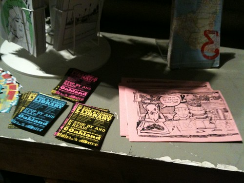 Zinemart at the Berkeley Art Museum