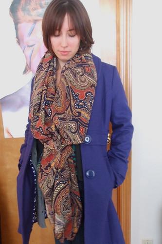 erika's scarf