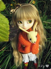 saying autumn goodbye. (cuchiaino) Tags: saying melody pullip goodbye aoutumn