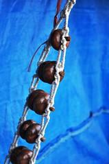 yup...thats rope but for decoration (Ashish_Clickbug) Tags: new india color colour nikon market delhi haat d5000