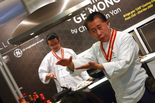Culinary Experience with GE Monogram by Chef Martin Yan 4A