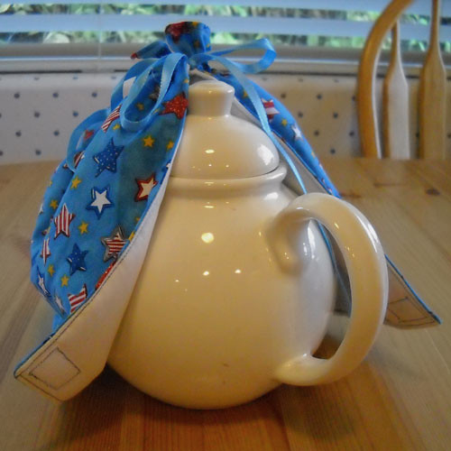 Stars Tea Cozy
