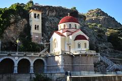 Church of the Lifegiving Spring (Zoodochos Pigi) (DSLEWIS) Tags: church greece greekorthodox peloponnese kefalari zoodochos churchofthelifegivingspring